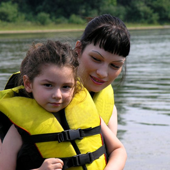 Taking a life jacket on a boat trip is a basic safety essential.