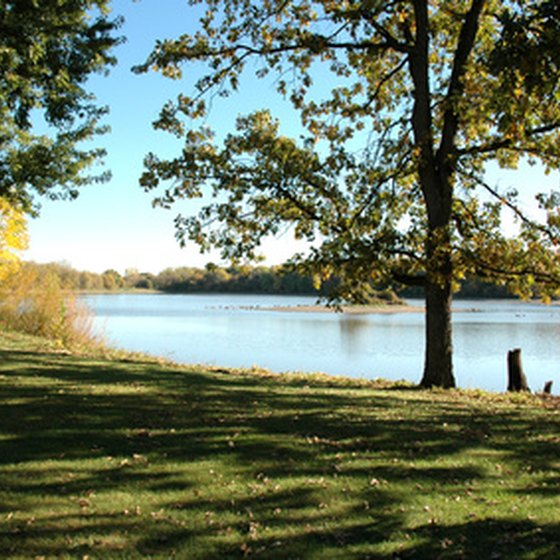 Come enjoy the variety of family-friendly activities at Badin Lake.