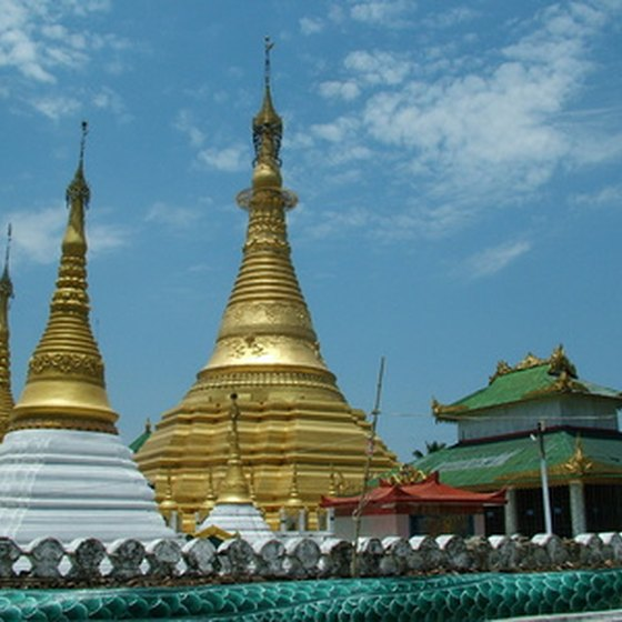 Myanmar temples recall traditions that are still honored in the 21st century.