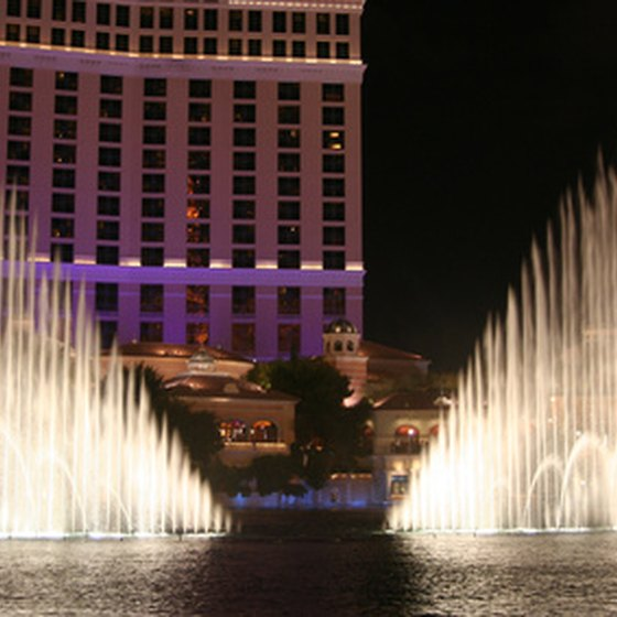 The Bellagio Water Show