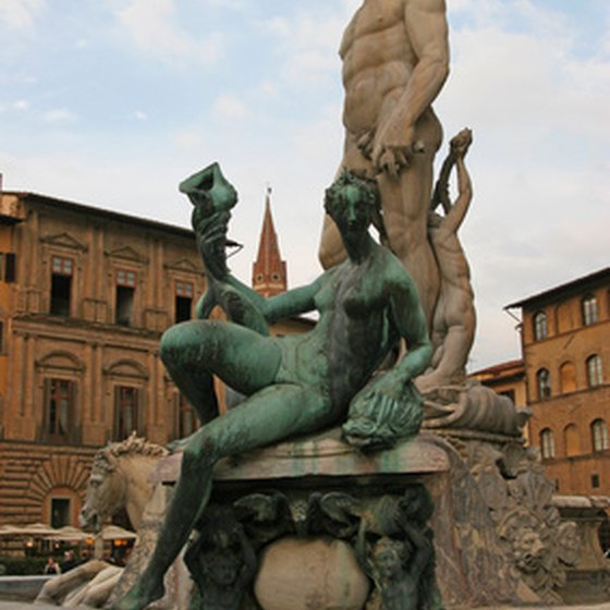 Florence, the capital of the Tuscany region, is an art-history enthusiast's dream.