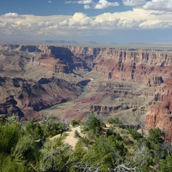 The Grand Canyon is one of many sights Las Vegas visitors can sign up to see.