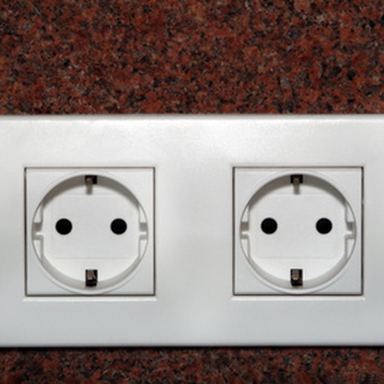 """Europlugs"" are a fairly common sight around the world."