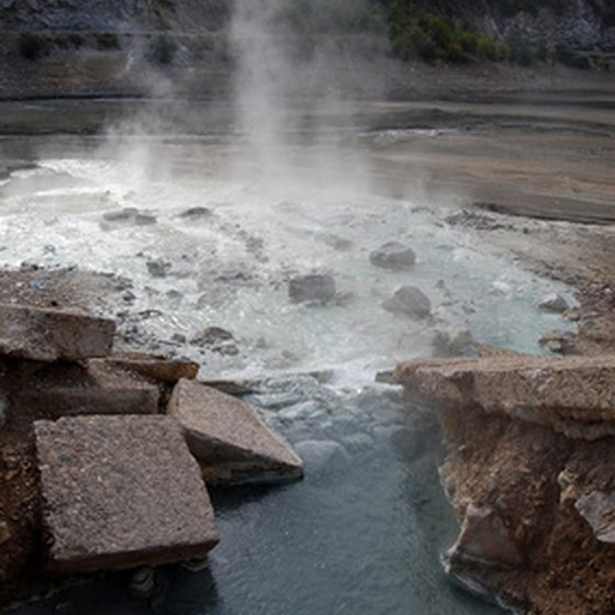 Colorado offers an array of hot spring resorts