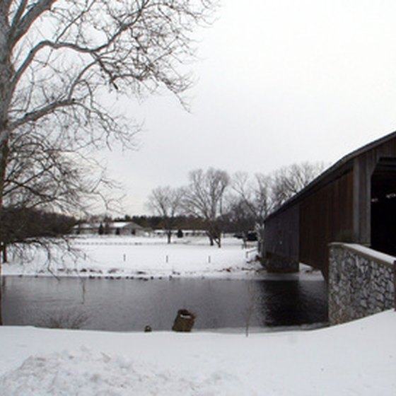 A Western New York winter getaway