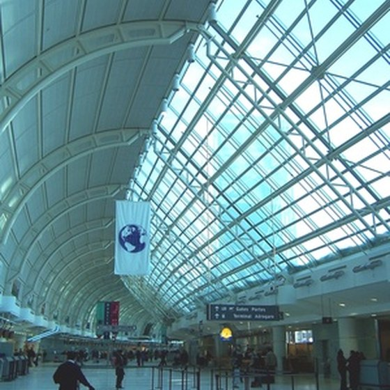 Newark Liberty International Airport has many airport hotel choices.
