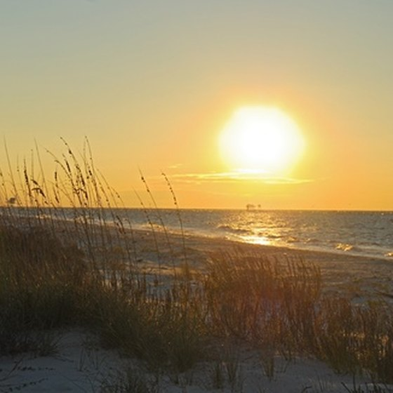 The lure of the beach has helped Orange Beach grow.