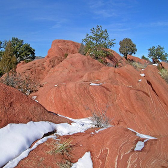 Colorado's Garden of the Gods is a sight not to be missed.