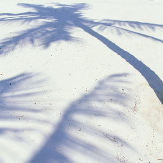 Siesta Key's white sand beaches attract visitors year-round.