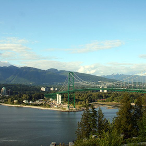 Many affordable hotels in Vancouver are near outdoor activities.