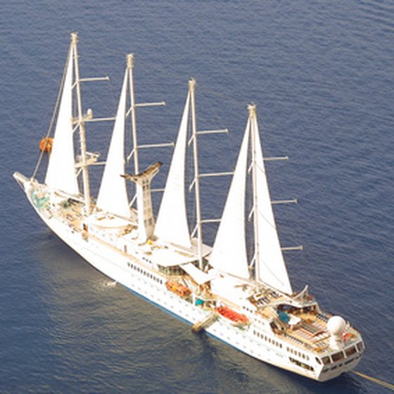 The Mediterranean under sail is a unique experience.