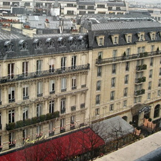 Self-guided tours are an excellent way to see European cities like Paris.