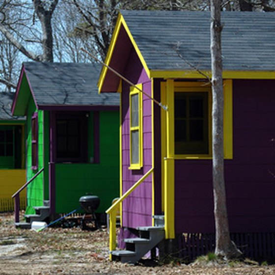 Wisconsin offers many colorful cabin and cottage rentals.