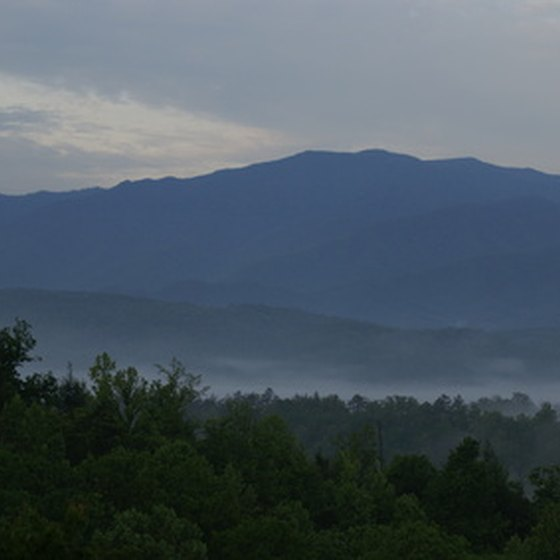 Great scenery is one reason families vacation in Gatlinburg.