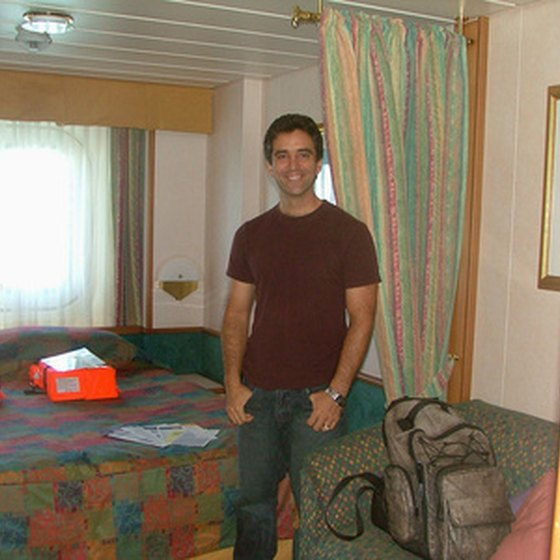 Understand cabin size before booking your cruise.