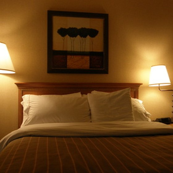 Enjoy a good night's sleep in a Syracuse hotel.