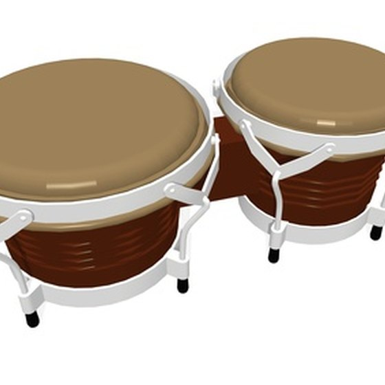 Many Puerto Rican musical genres employ bongos