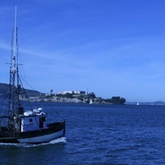 Big game awaits on San Francisco fishing tours.