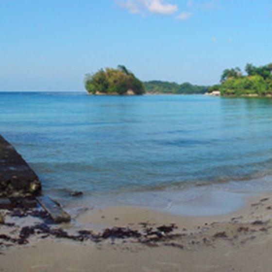 Off The Jamaican Coast