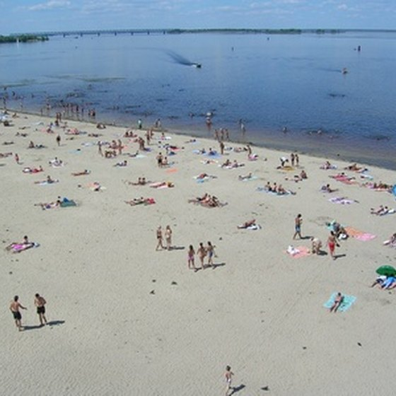 Corpus Christi Beach Is One Of The Five Top Urban Beaches In Country