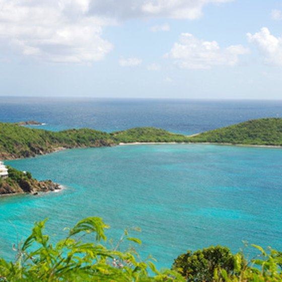 Enjoy private, picturesque couples' destinations in the Caribbean.