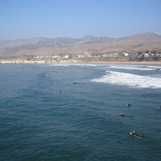 Pismo Beach offers RV campers a wide array of campgrounds.