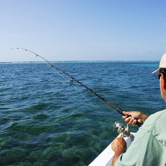 Belize is a tropical paradise for the avid angler.