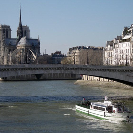 A scenic cruise down the Seine offers endless photo opportunities.