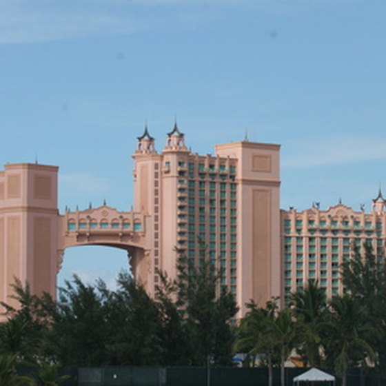 The Atlantis Hotel and Casino