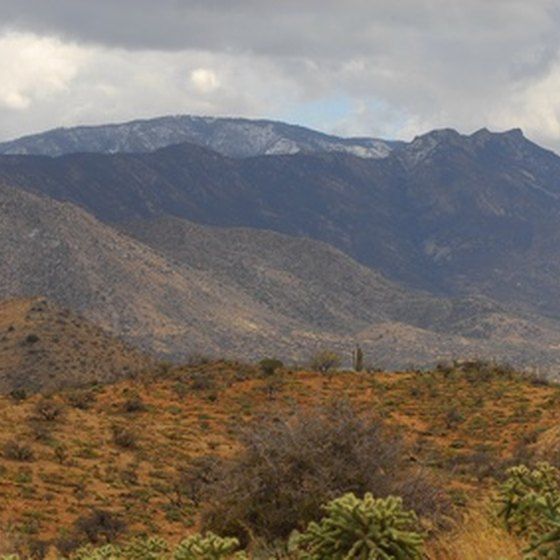 The mountain parks in the West Valley of Phoenix offer many recreational opportunities.