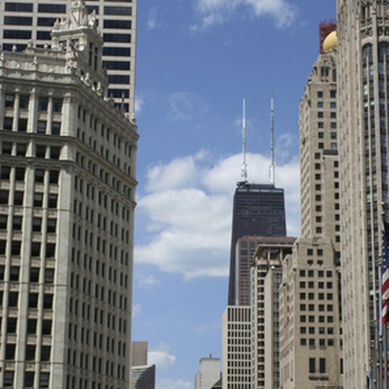 Chicago S Magnificent Mile Is One Of The World Best Known Ping Destinations