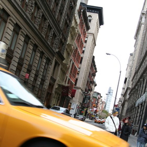 Depending on your airport, a taxi ride to Manhattan costs from $20 to $70.