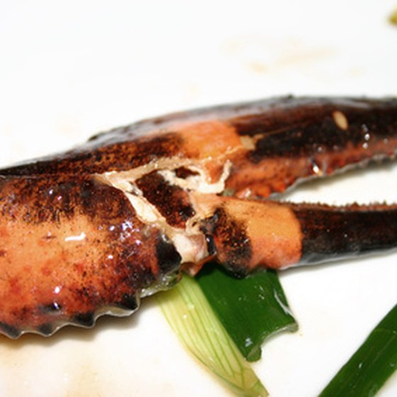 Lobster is one of the most popular seafood dishes.