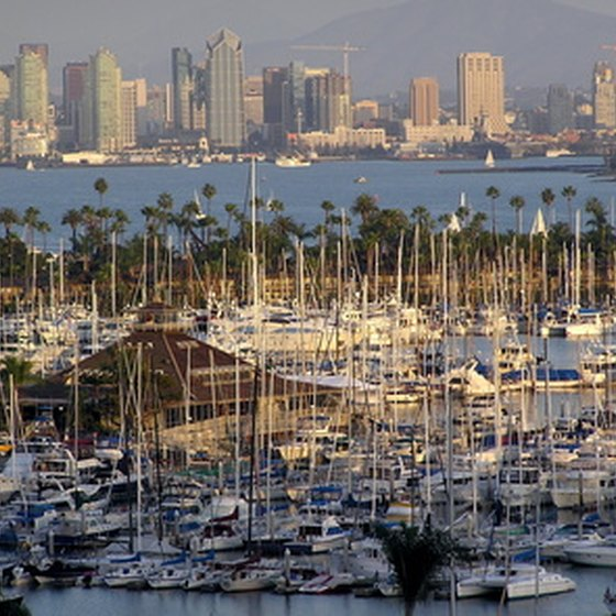 San Diego is a destination for RV owners wanting a warm climate.