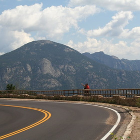 Sixty miles of roads have an incline between 5 and 7 percent.