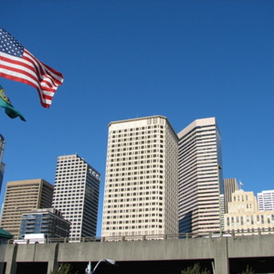 Seattle is a popular destination for travelers to Washington State.