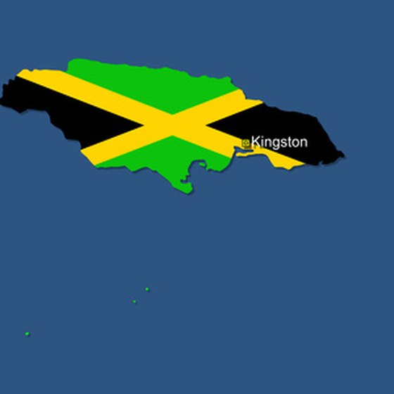 Kingston is the capital of Jamaica.