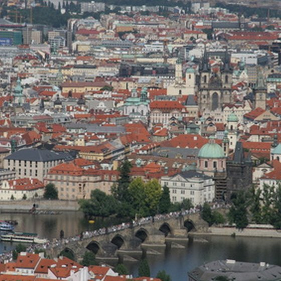 Tours to Prague, Vienna and Budapest reveal the charm of central Europe.