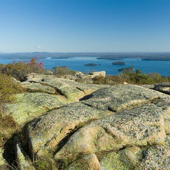Maine's great outdoors provide many options for budget vacations.