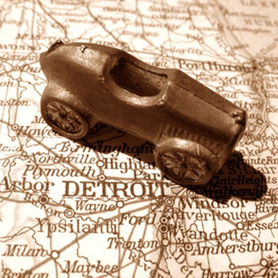 Michigan has played a significant part in America's auto history.