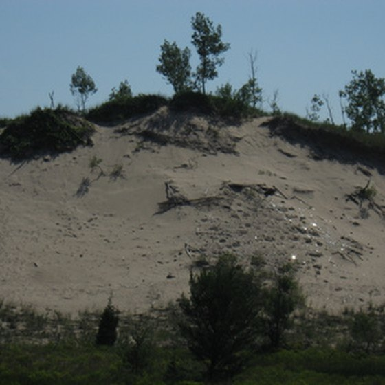 Indiana Dunes State Park is a popular attraction located only 30 minutes from Hobart.