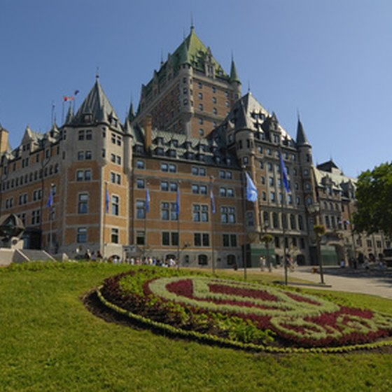 Quebec has a unique Canadian history that is very much its own.