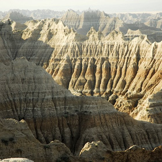 Badlands National Park.