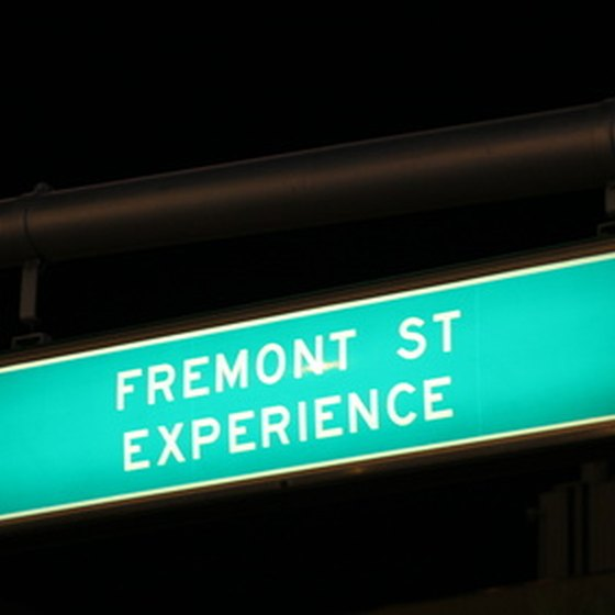 The Fremont Street Experience has helped revitalize downtown Las Vegas.
