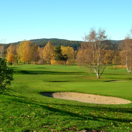 Cincinnati features dozens of public and private courses.