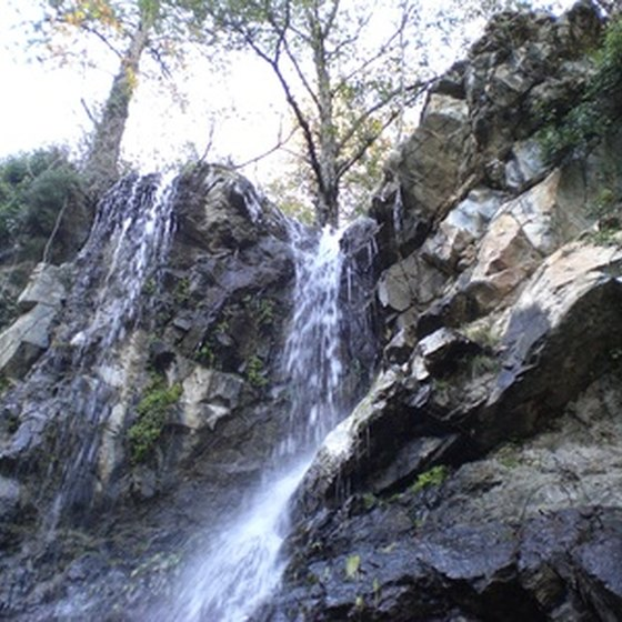Vacation in an RV park in Troutdale and see waterfalls as well as other area attractions.
