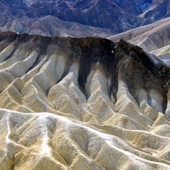 Death Valley and most other national parks offer volunteer vacation opportunities.