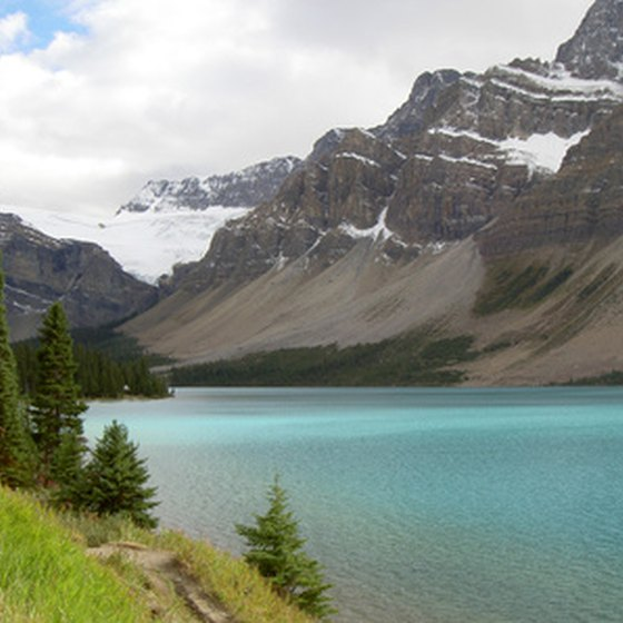 Many of the most scenic sights in Canada are accessible by rail.