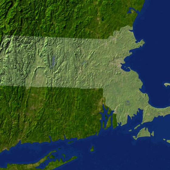 The town of Groton is in the northwestern corner of the state of Massachusetts.