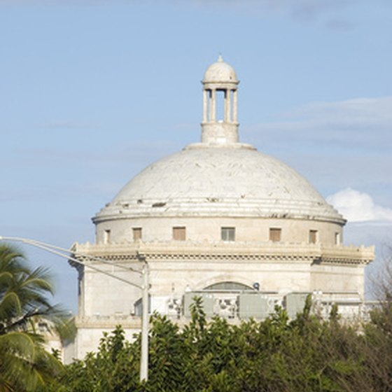 See the sights in San Juan, Puerto Rico.